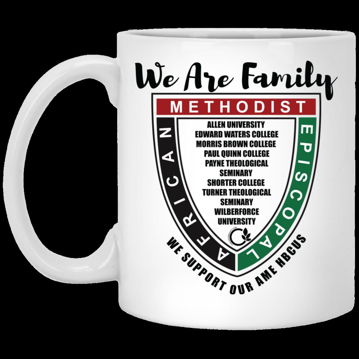 AME HBCU's Mugs
