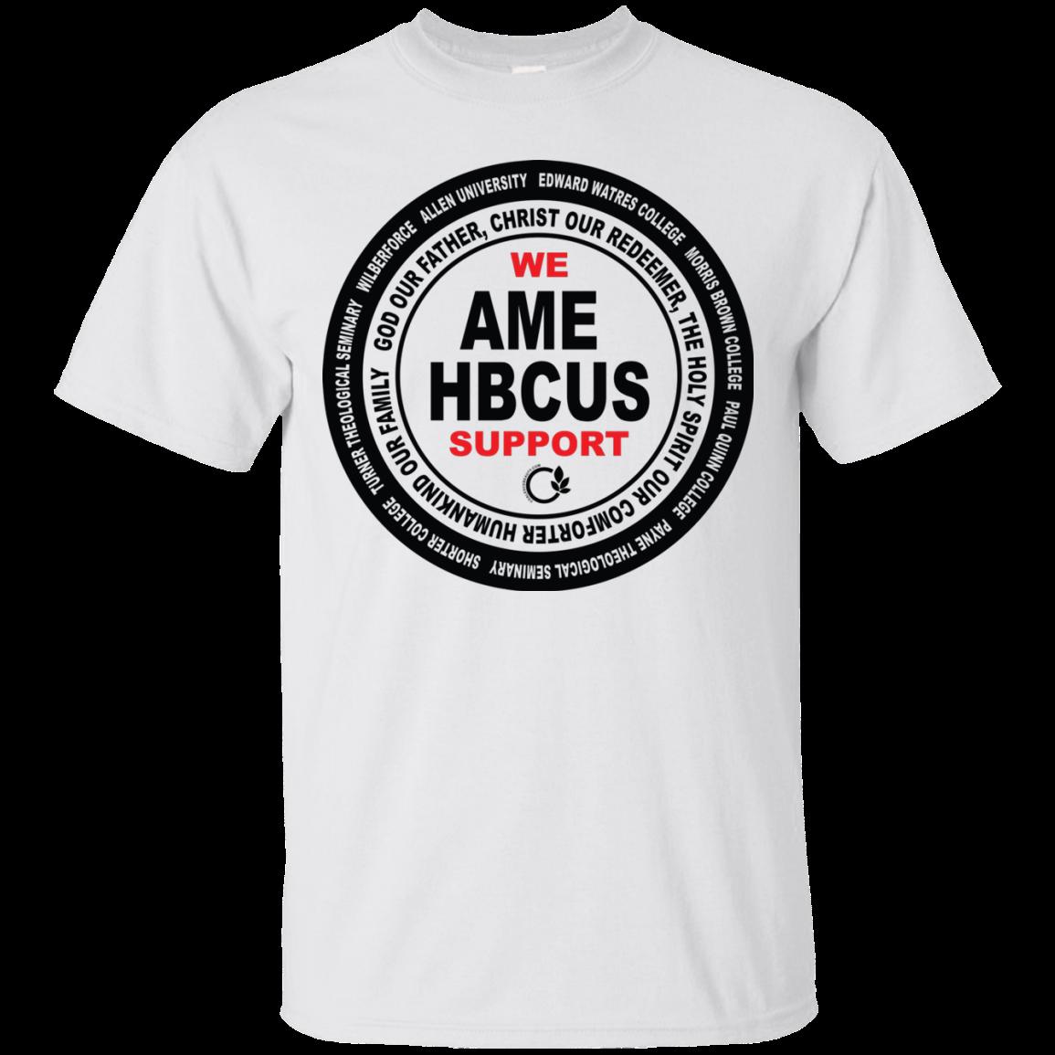 AME HBCU'S Tops